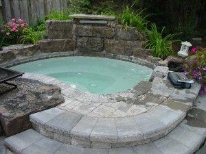 Inspiring Hot Tub Patio Design Ideas For Your Outdoor Decor 31