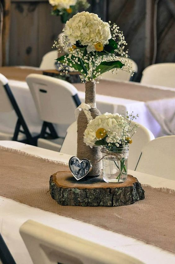 Lovely Wedding Table Decoration Ideas 10