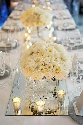 Lovely Wedding Table Decoration Ideas 12