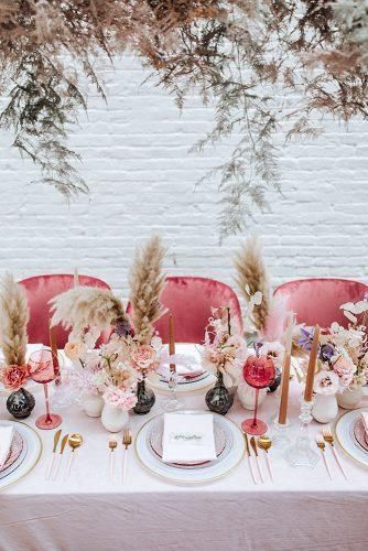 Lovely Wedding Table Decoration Ideas 13