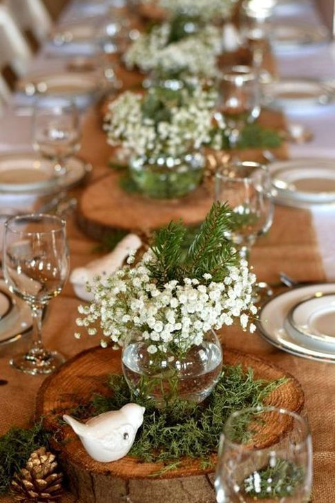 Lovely Wedding Table Decoration Ideas 14