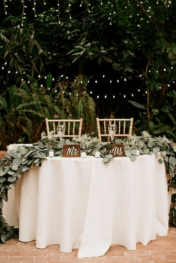 Lovely Wedding Table Decoration Ideas 20