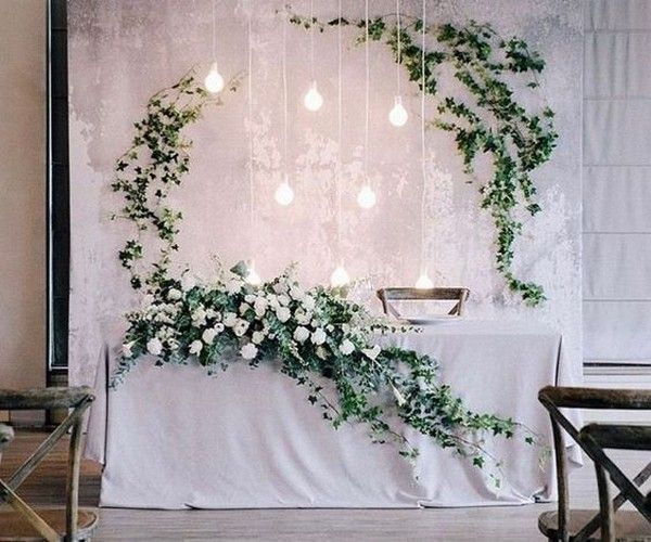 Lovely Wedding Table Decoration Ideas 22