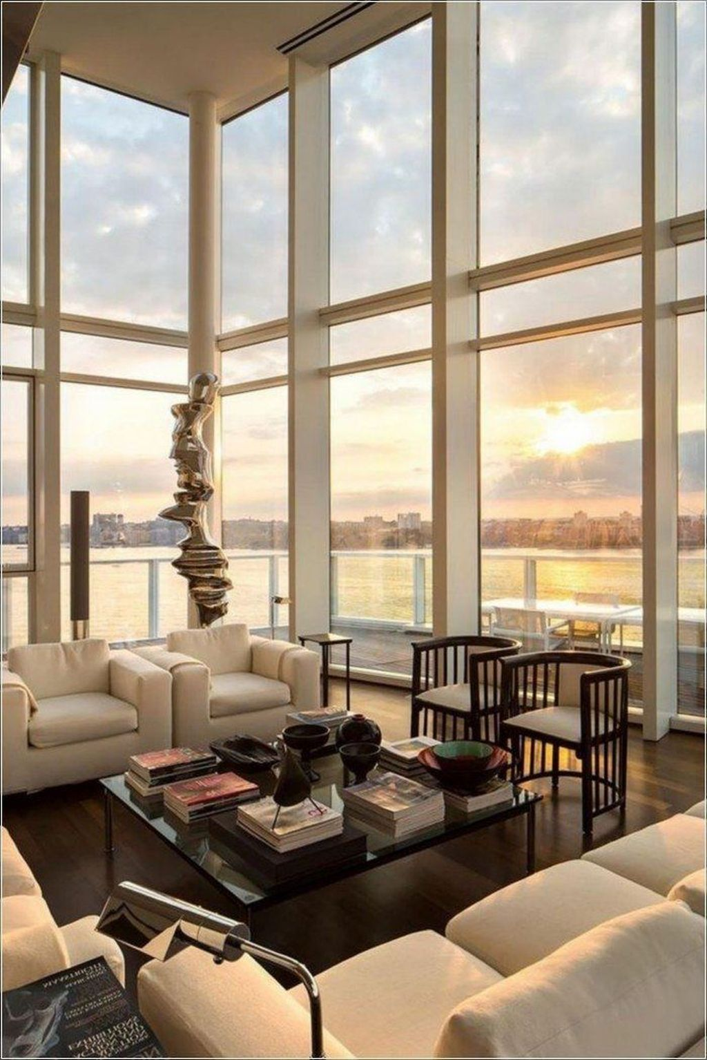 Luxury Living Room Design Ideas With Modern Accent 19