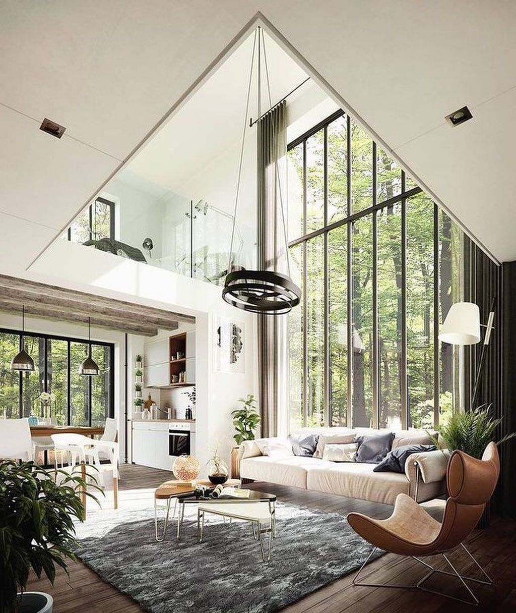 Luxury Living Room Design Ideas With Modern Accent 21