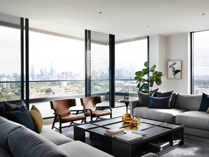 Luxury Living Room Design Ideas With Modern Accent 29