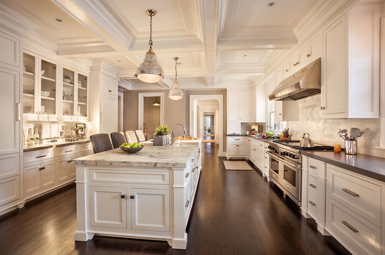 Nice Colonial Kitchen Decoration Ideas 10