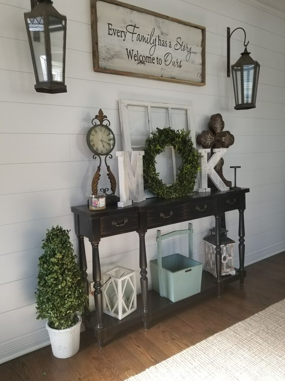 Perfect Entryway Decor Ideas 18