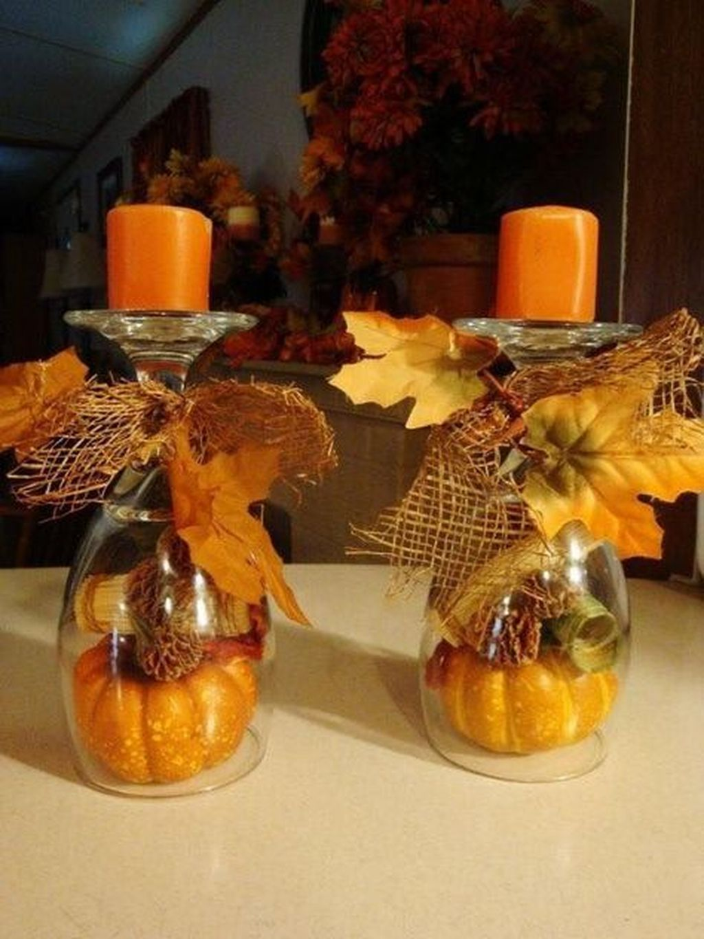 Stunning DIY Fall Home Decor Ideas 07