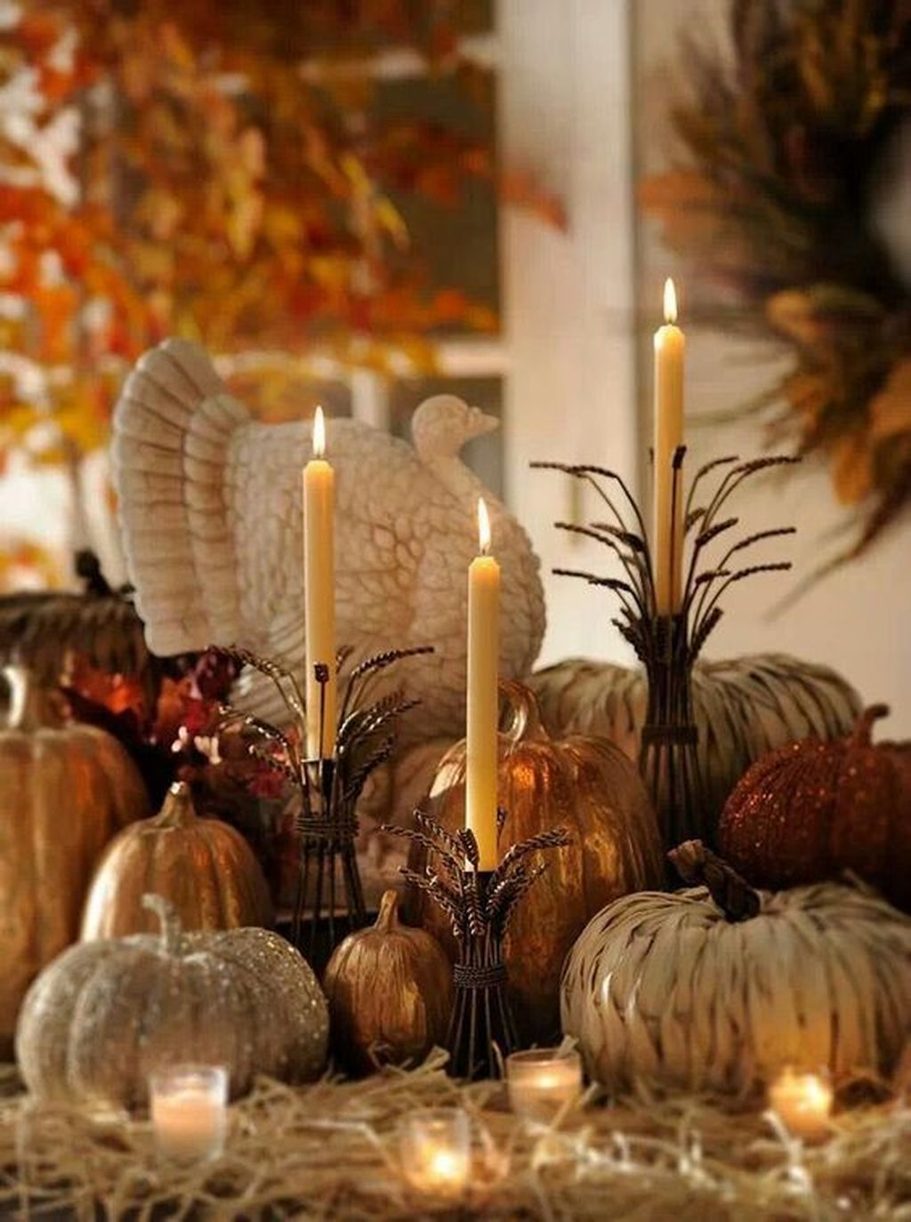 Stunning DIY Fall Home Decor Ideas 13