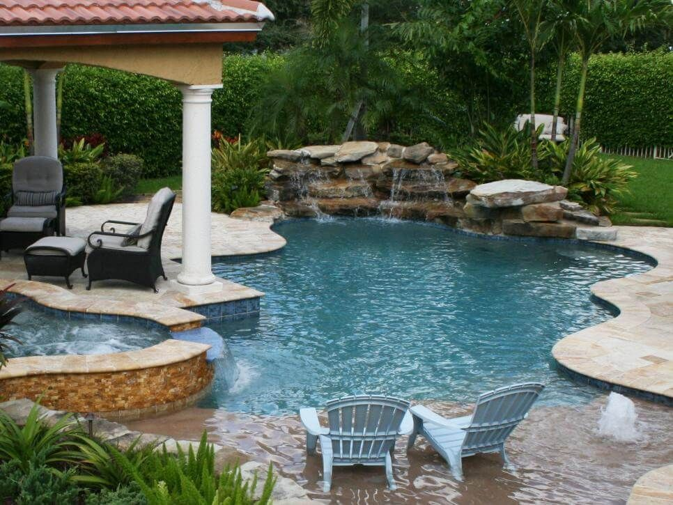 Stunning Dream Pools Design Ideas Luxury Looks 29