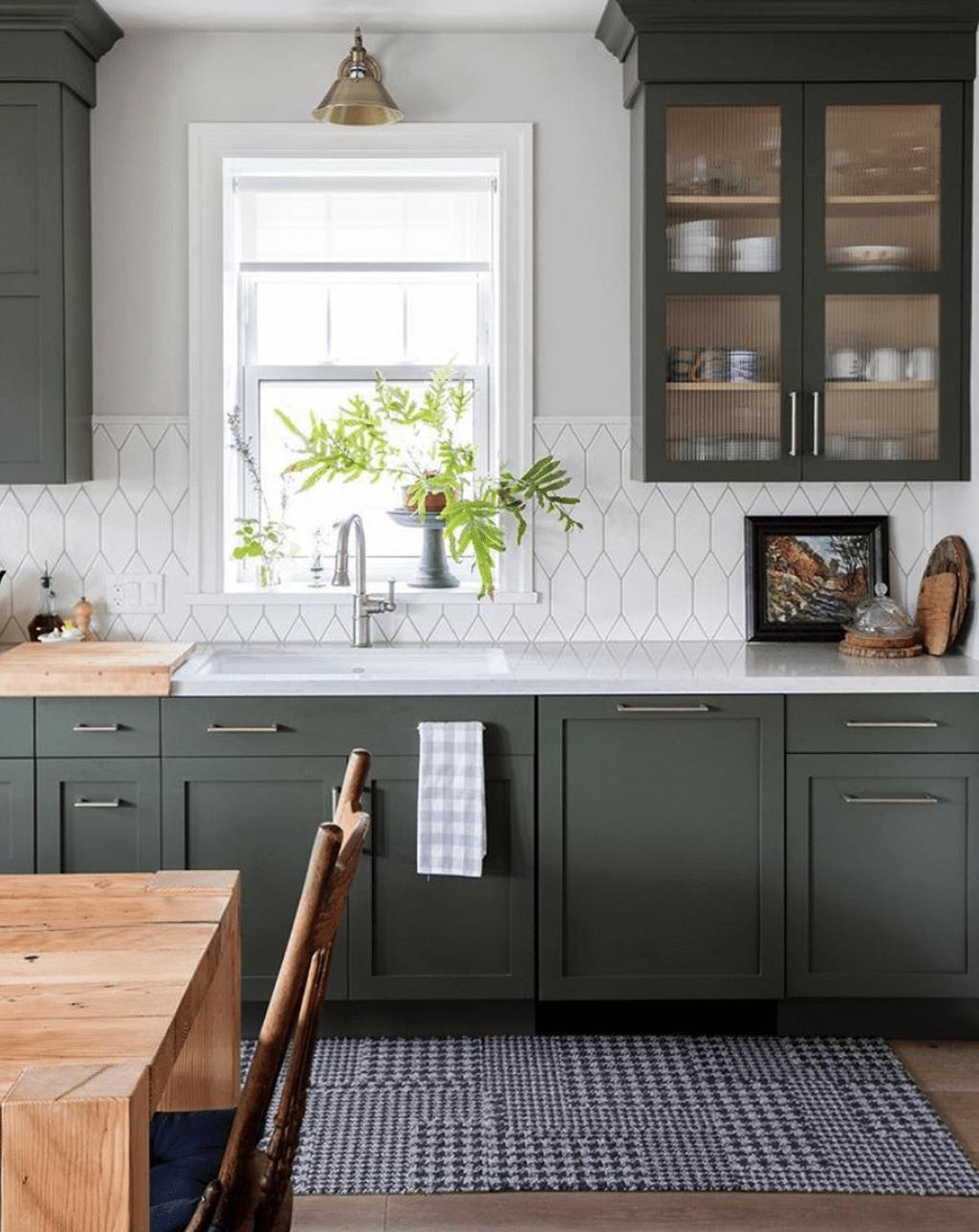 Stunning Kitchen Cabinets Ideas 04