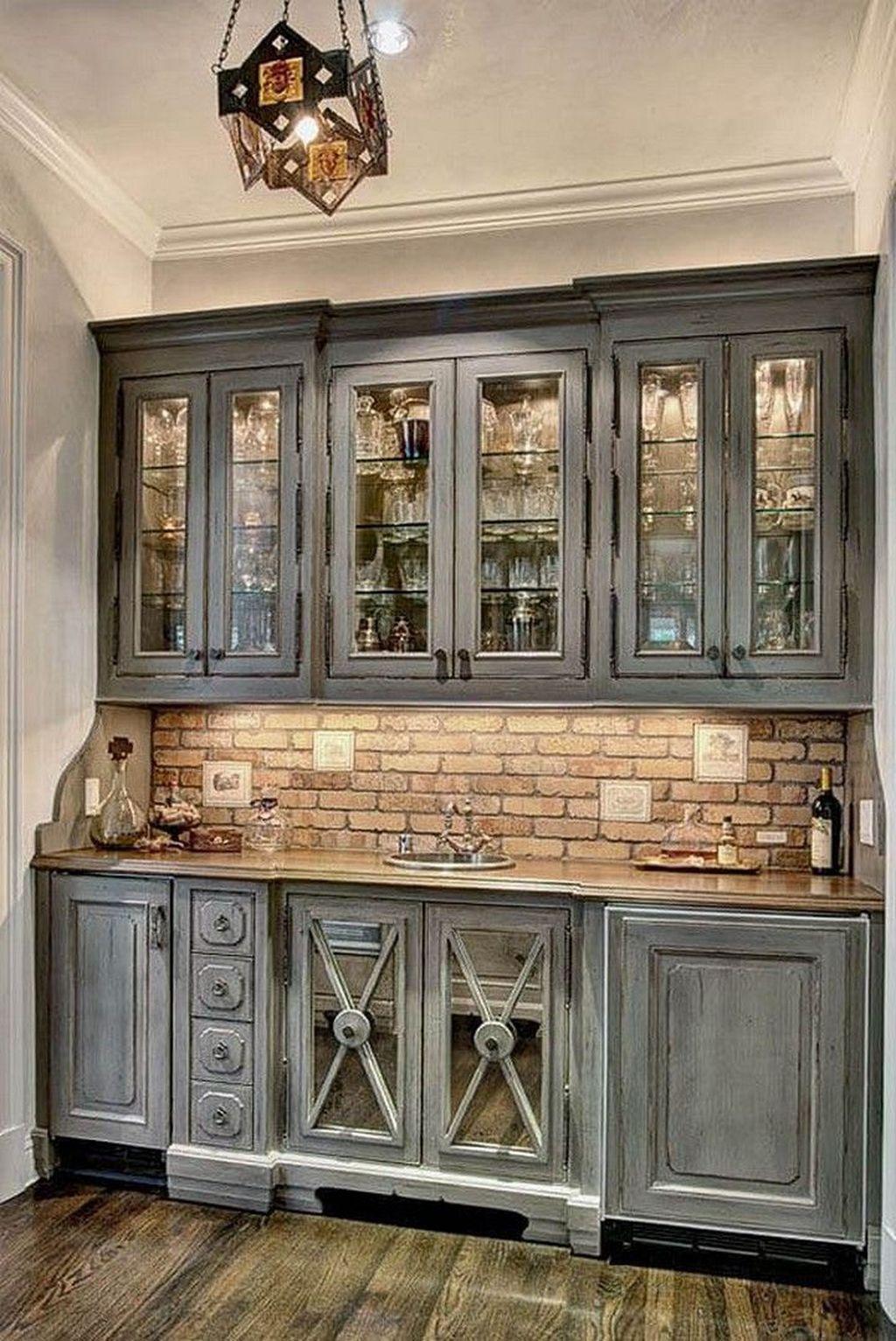 Stunning Kitchen Cabinets Ideas 13