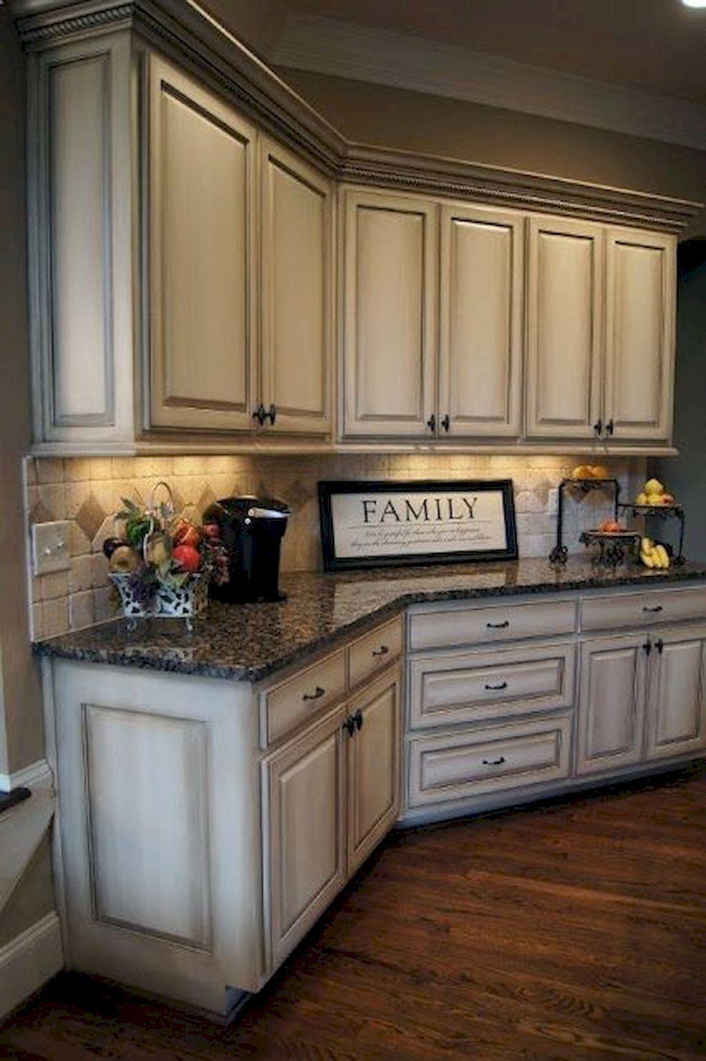 Stunning Kitchen Cabinets Ideas 22