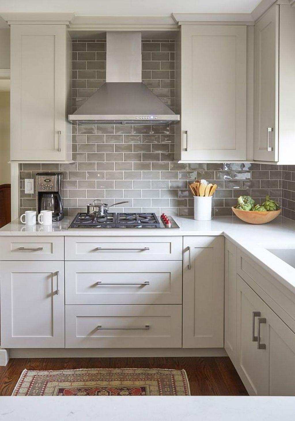Stunning Kitchen Cabinets Ideas 25