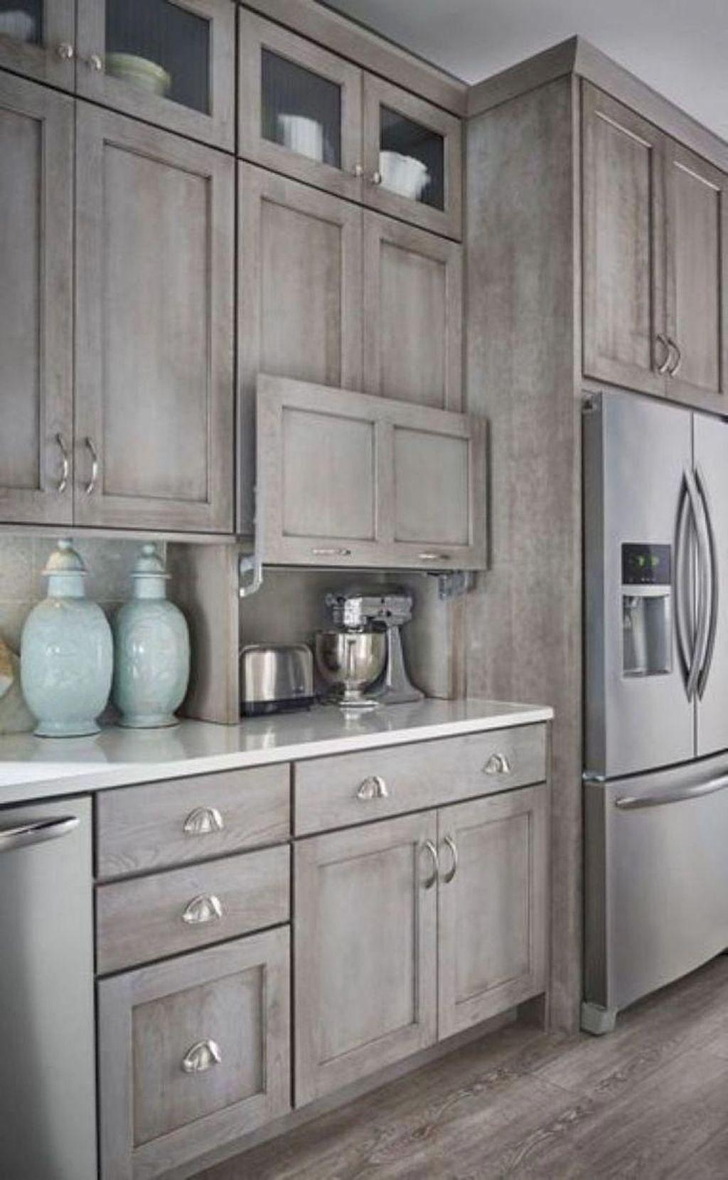Stunning Kitchen Cabinets Ideas 26