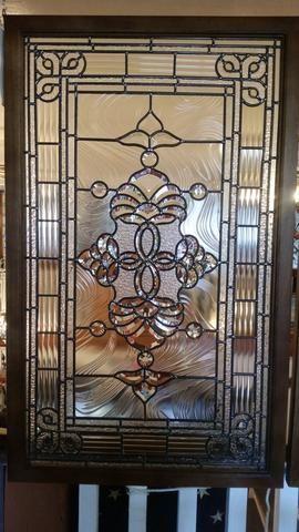 Stunning Leaded Glass Windows Design Ideas 03
