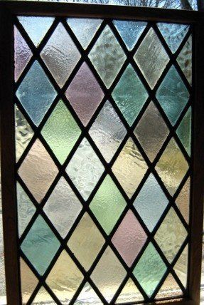 Stunning Leaded Glass Windows Design Ideas 09