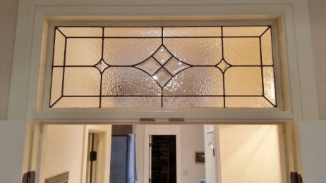Stunning Leaded Glass Windows Design Ideas 20