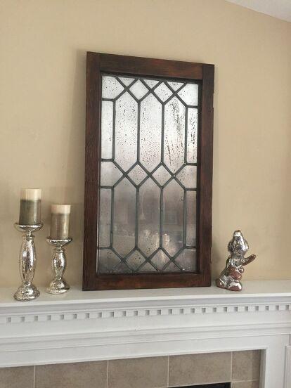 Stunning Leaded Glass Windows Design Ideas 26