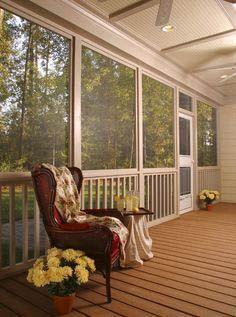 The Best Enclosed Porch Design And Decor Ideas 17