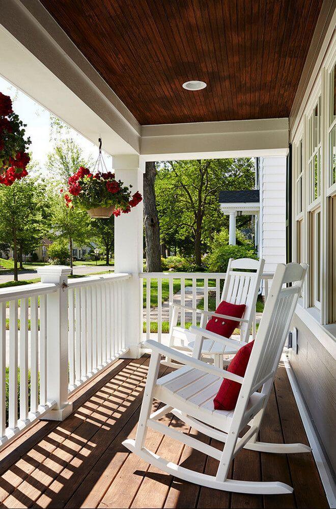 The Best Enclosed Porch Design And Decor Ideas 18