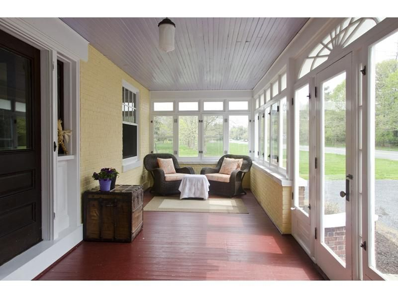 The Best Enclosed Porch Design And Decor Ideas 28