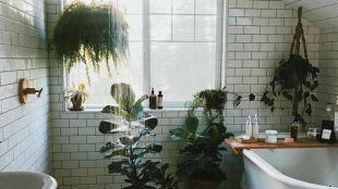 Amazing Bohemian Style Bathroom Decor Ideas 35