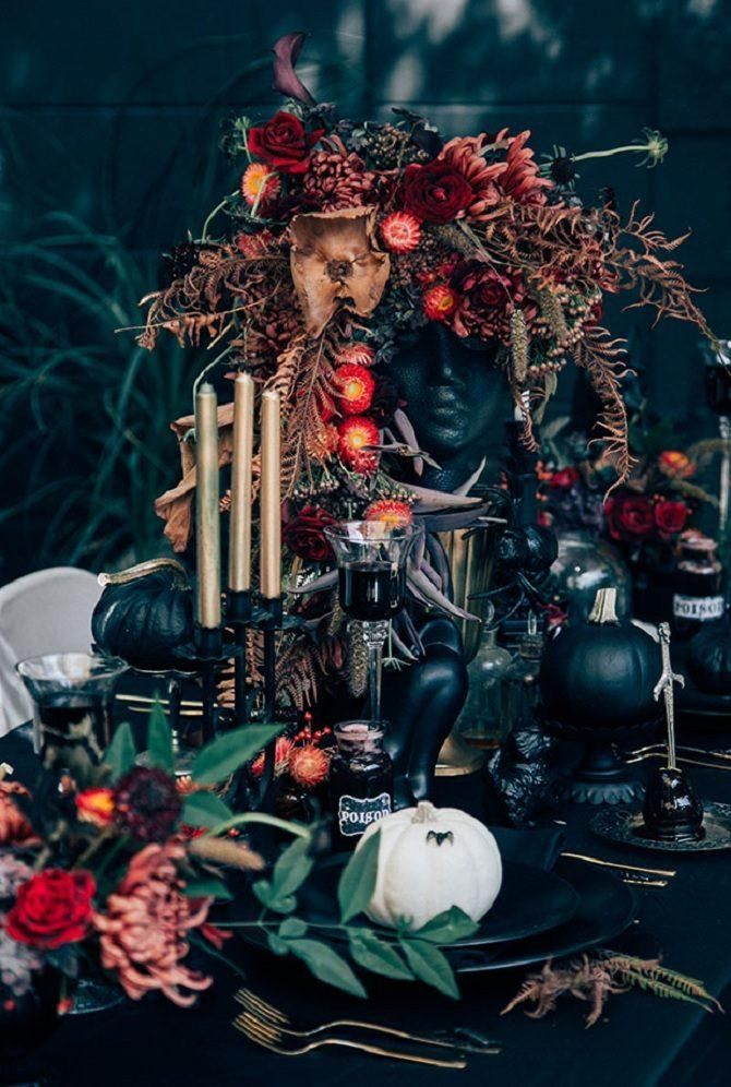 Amazing Halloween Party Decor Ideas 01 1