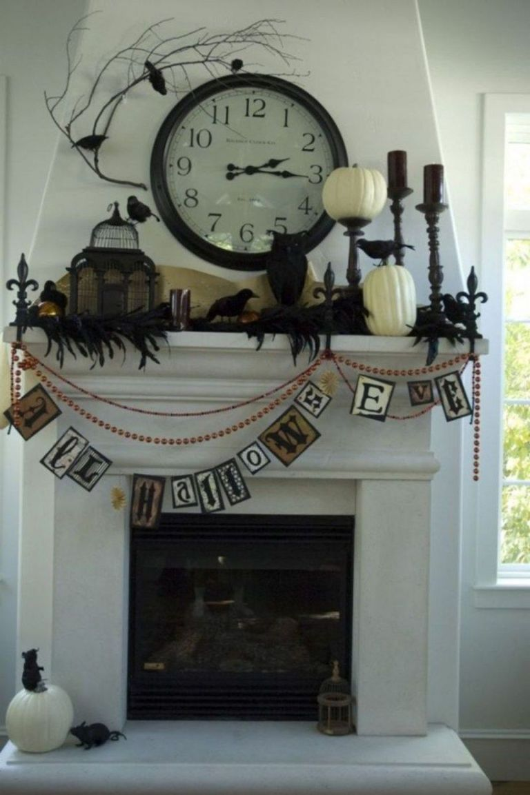Amazing Halloween Party Decor Ideas 27