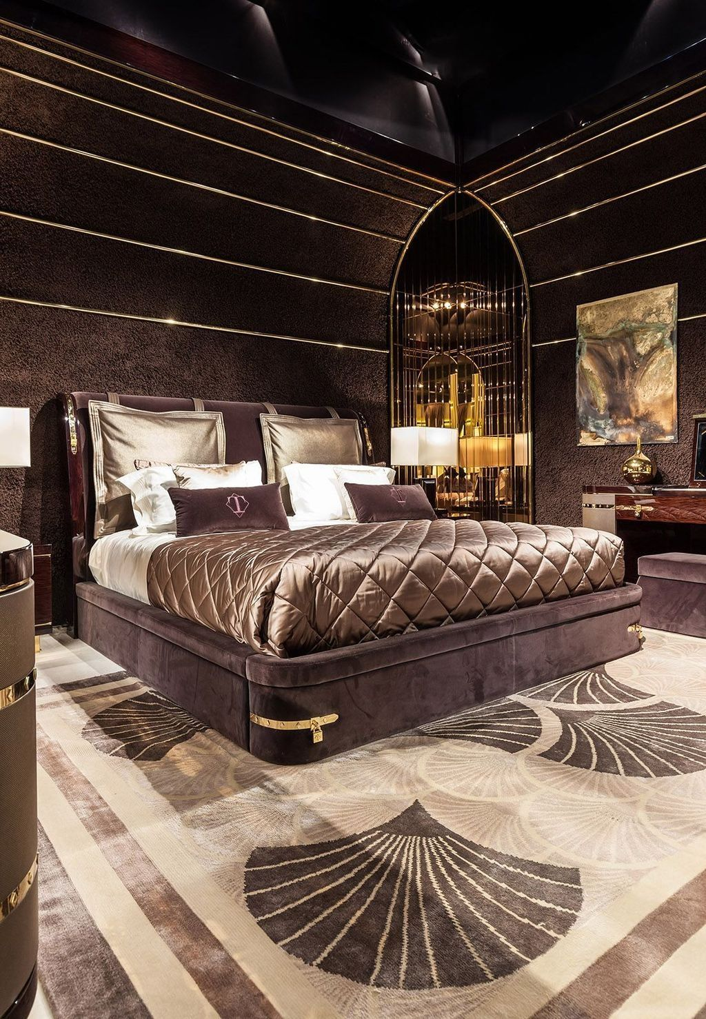 Amazing Modern Bedroom Design Ideas 12