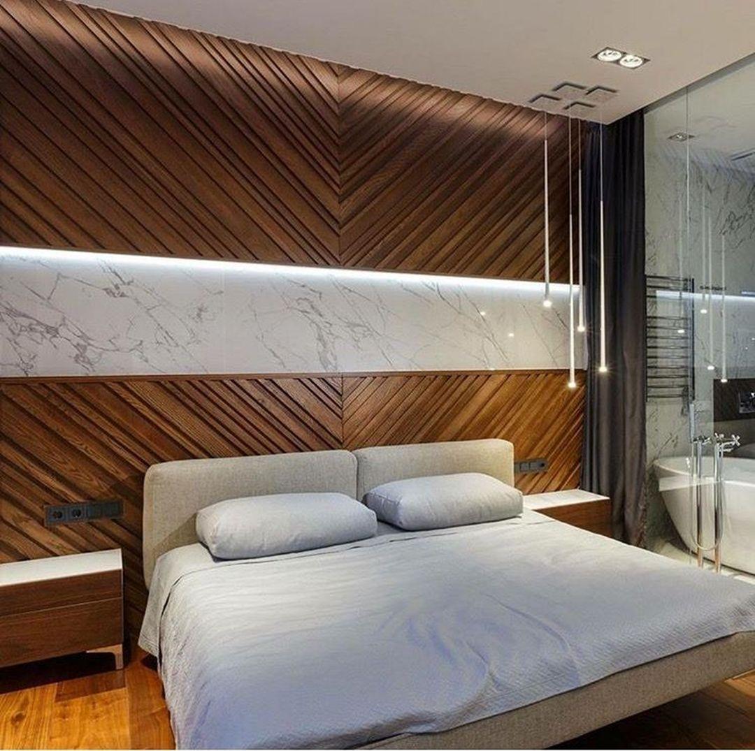 Amazing Modern Bedroom Design Ideas 16