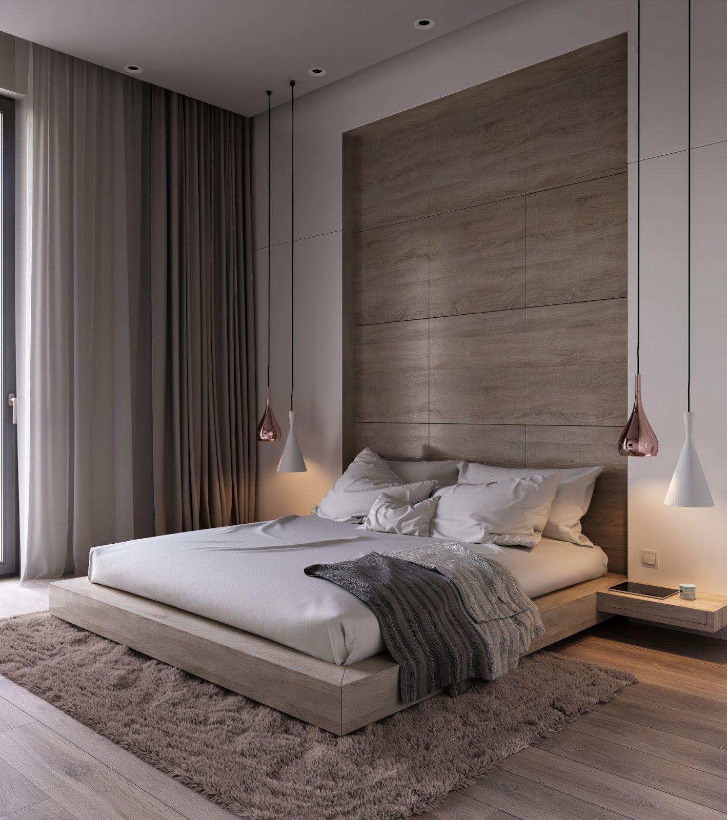 Amazing Modern Bedroom Design Ideas 18
