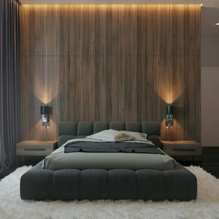 Amazing Modern Bedroom Design Ideas 39