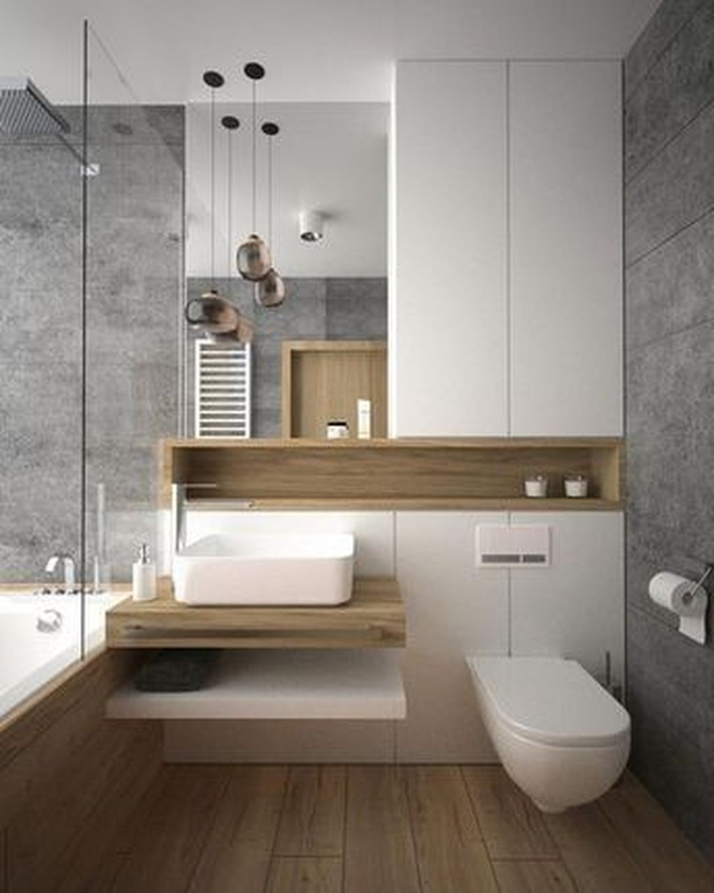 Awesome Small Bathroom Remodel Ideas On A Budget 05