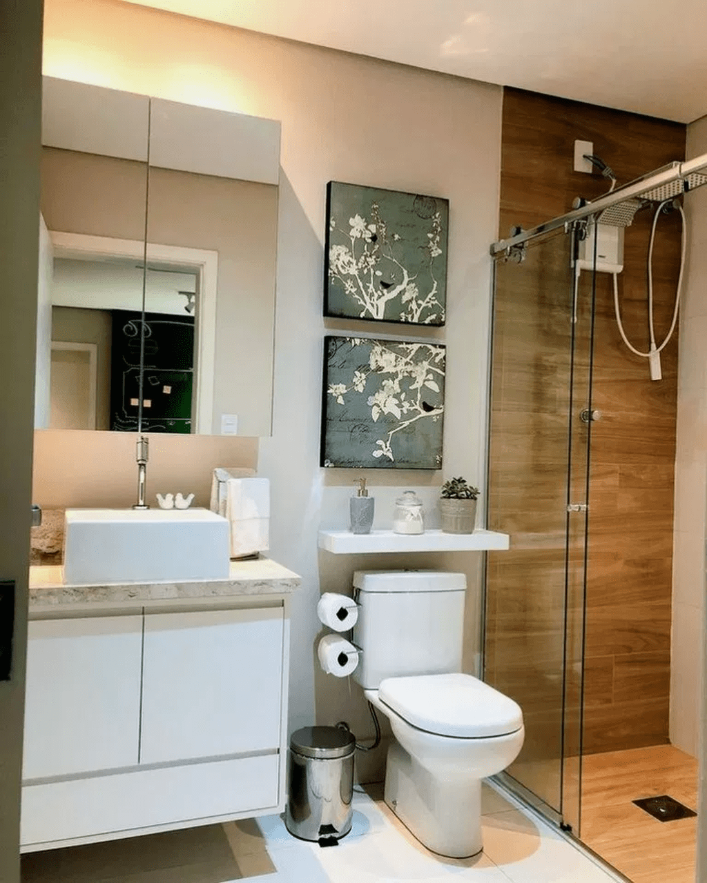 Awesome Small Bathroom Remodel Ideas On A Budget 12