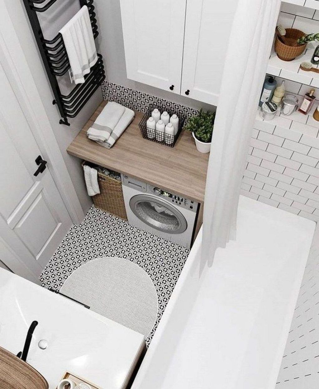 Awesome Small Bathroom Remodel Ideas On A Budget 23