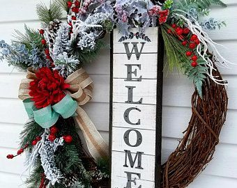 Awesome Thanksgiving Front Door Decor Ideas 12