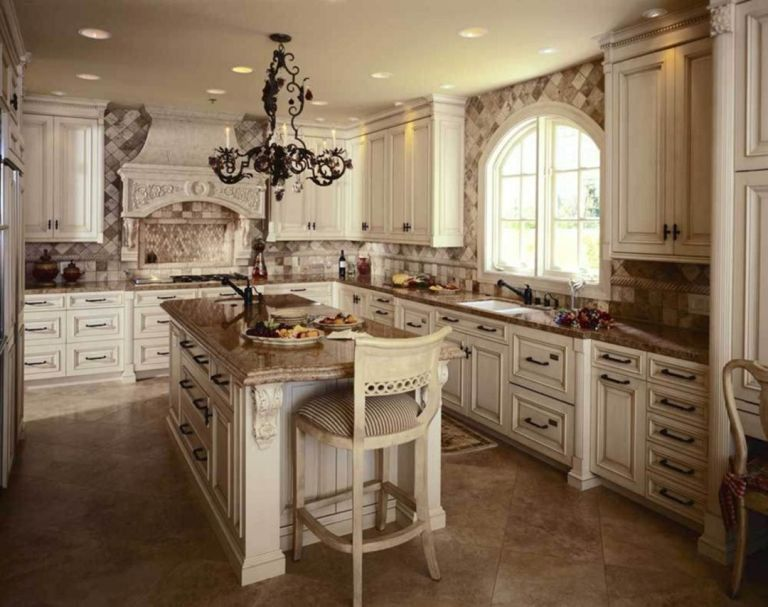 Awesome Tuscan Kitchen Decoration Ideas 01