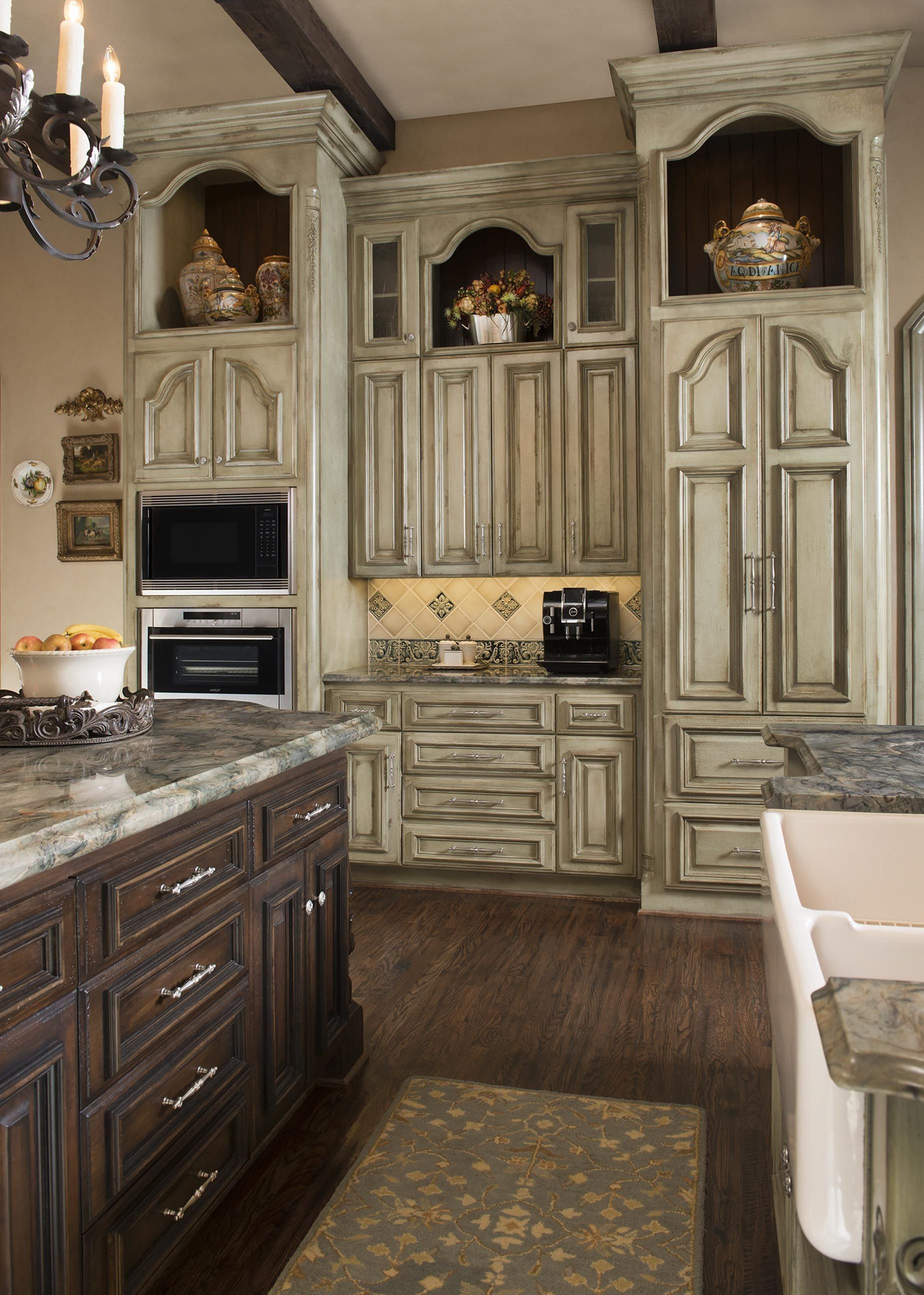 Awesome Tuscan Kitchen Decoration Ideas 02