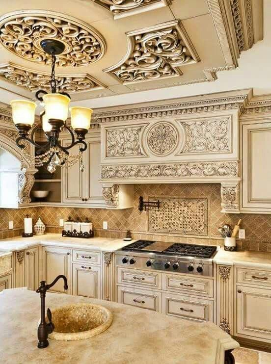 Awesome Tuscan Kitchen Decoration Ideas 03