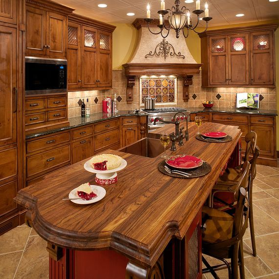 Awesome Tuscan Kitchen Decoration Ideas 09