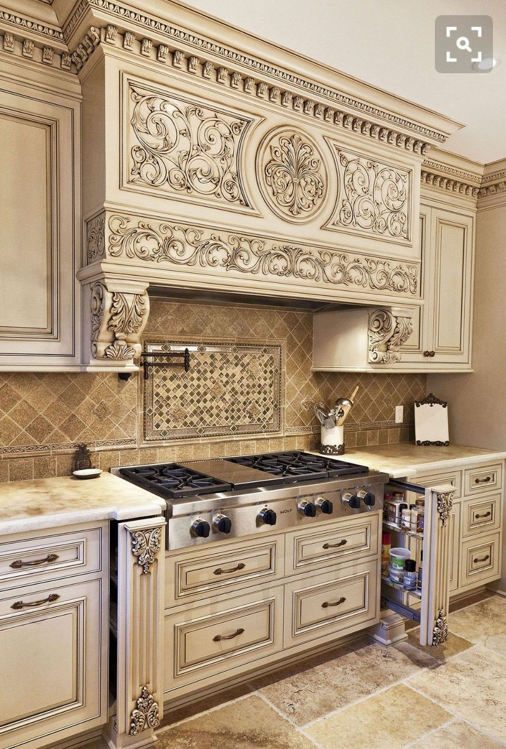 Awesome Tuscan Kitchen Decoration Ideas 17