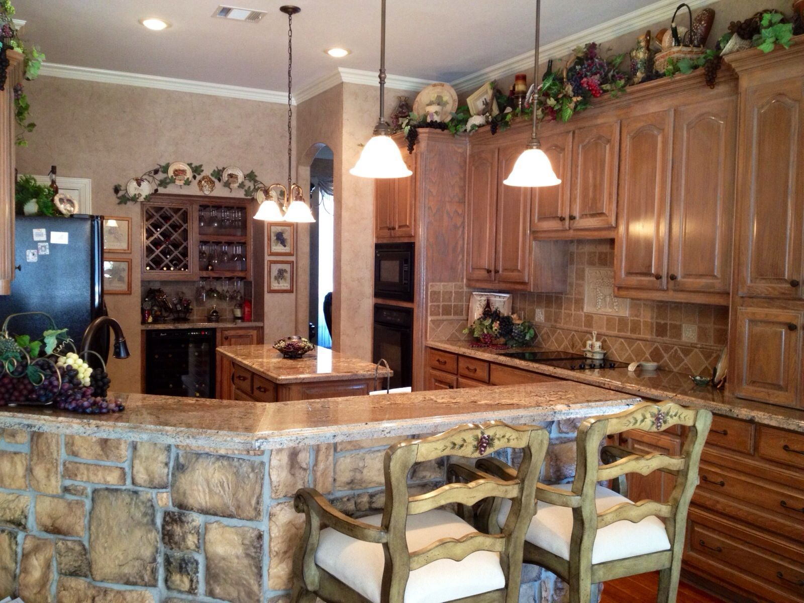 Awesome Tuscan Kitchen Decoration Ideas 33