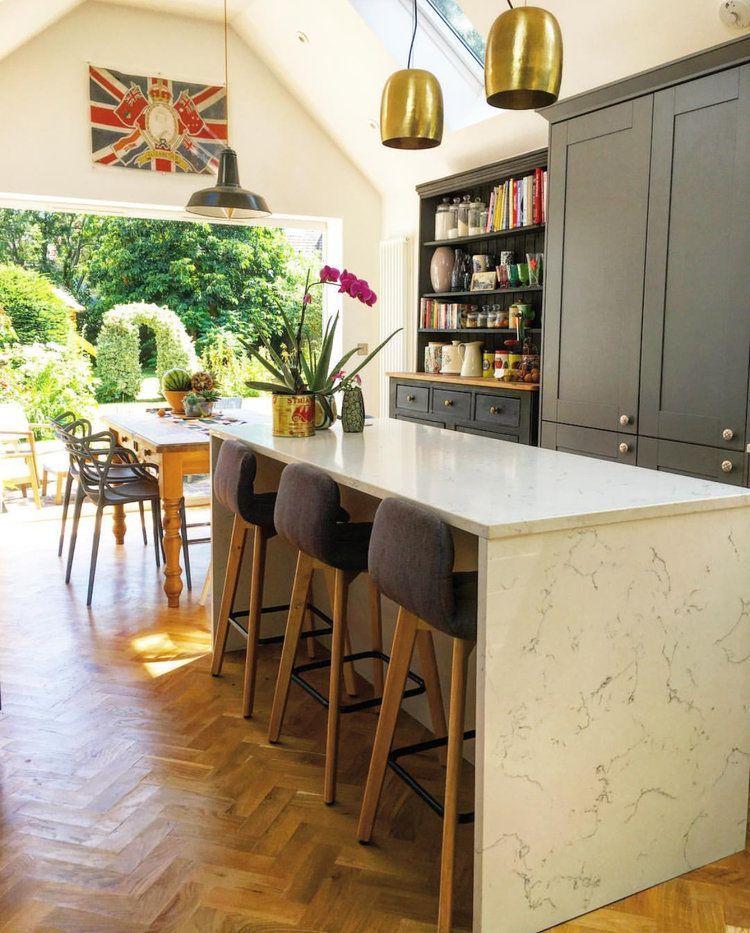 Beautiful Bohemian Style Kitchen Decoration Ideas 27