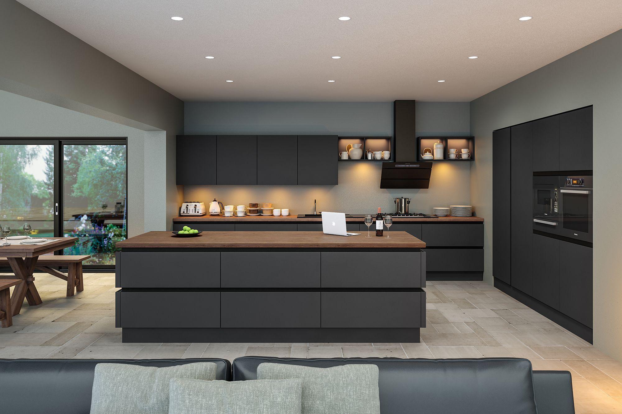 Beautiful Contemporary Kitchen Design Ideas 06