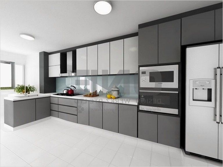 Beautiful Contemporary Kitchen Design Ideas 09