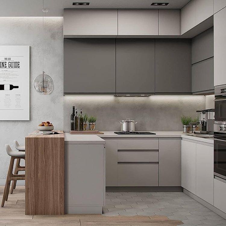 Beautiful Contemporary Kitchen Design Ideas 16