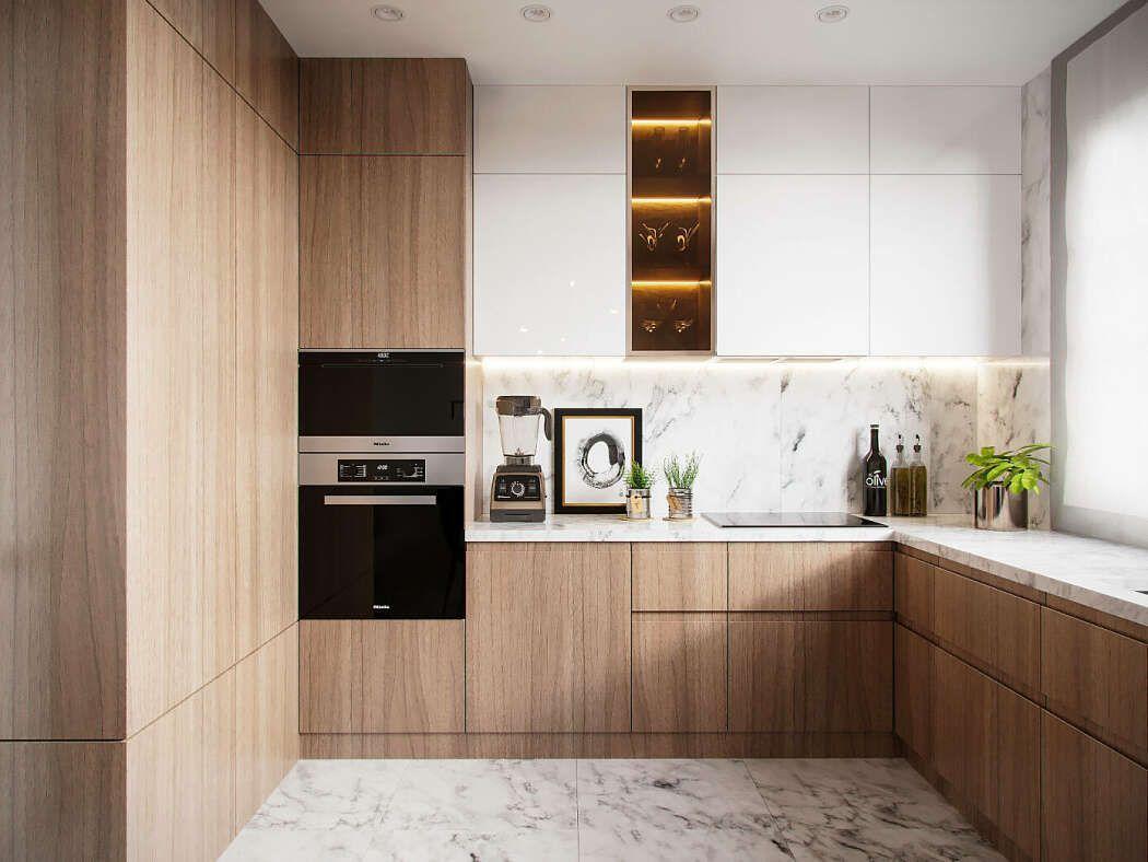Beautiful Contemporary Kitchen Design Ideas 23