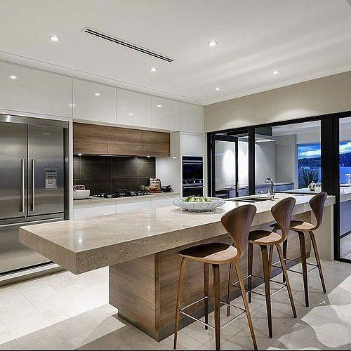 Beautiful Contemporary Kitchen Design Ideas 31